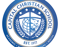 Capital Christian School Logo