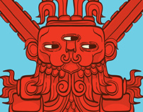 Ah Puch | Mayan God of War