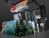 Under Armor :: Trade Show Booth Design