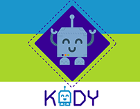 KODY - Diseño de personaje