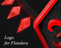 Logo for Flandera