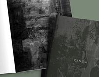 """CINZA"" photobook + audio CD"