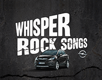 whisper rock songs by opel