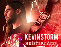 Heistercamp Guitar Strap promo
