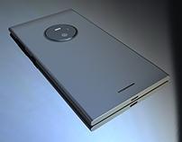 Microsoft Lumia 950 conceptual render