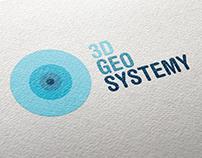 Logo 3D Geo Systemy