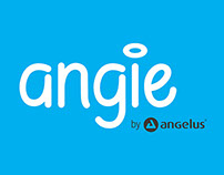 Angie by Angelus - Brand Strategy, Identity, Guidelines