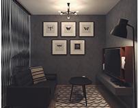 KONČÍNSKÁ - Interiérový design
