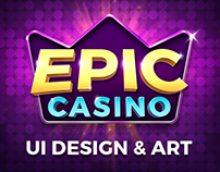 Epic Casino UI/GUI