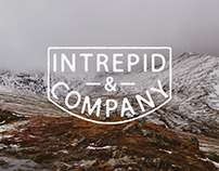 Intrepid Font - Now available!