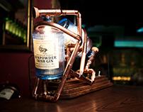 Gunpowder Gin Lamps