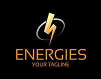 ENERGIES | LOGO TEMPLATE | [FOR SALE]