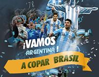 Somos Locales Otra Vez - World Cup
