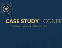 UX Case Study: Confidence