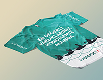 Kaspersky Lab - T-Shirt Design