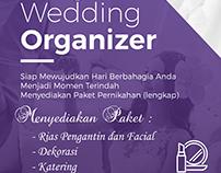 Wedding Organizer Design