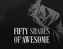 Fifty Shades (or slides) of Awesome - My Fav 50 Slides