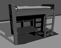 Working Table and Bed System Modeling