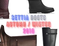A / W ´16  Settia Boots