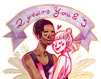 2 years You and I