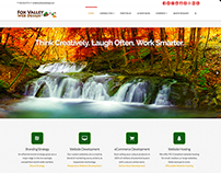 Fox Valley Web Design ~ New Responsive Website