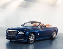 Rolls Royce Dawn - CGI & Retouching