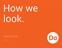 Brand book for Dogether
