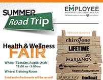 Summer Road Trip - Fall Employee Appreciation Week
