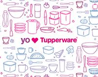 Yo Amo Tupperware