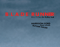Blade Runner - Posters