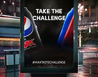 Tesco & Pepsi Max 'Taste Challenge'