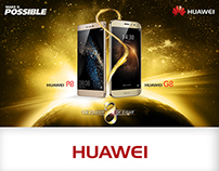 THE POWER OF 8 #Huawei