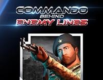 Game Design - Commando Behind Enemy lines