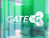 Gate Campus, logo design case of study