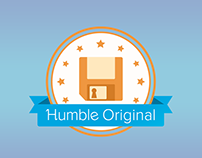 Humble Original Logo Bump