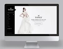 Yosef Website Design