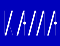 K A M A  //  A Typeface Inspired by Kazimir Malevich