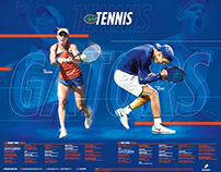 2018 Florida Gators Tennis
