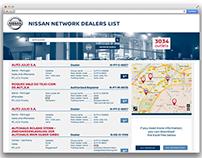 Nissan intranet