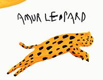 don't disappear_amur leopard
