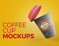 Coffee Cup Mock-ups