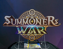 Summoners War at Comic-Con