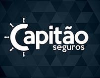 Logotipo Capitão seguros