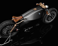 Bmw Caliber Concept Custom Parts