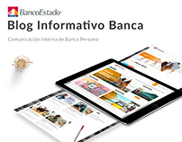 Blog Magazine Interno BancoEstado - Chile