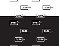 Logo design / DREI COOKS