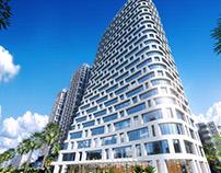 Beihai Babylon Residential Rendering