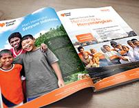 Rumah Zakat - Print Ads and Brochure