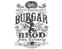 Dahls Burgar Bröd