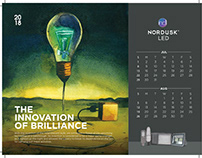 NORDUSK LED - 2018 Calendar
